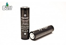 Keeppower 18650 3.7V 2900mAh