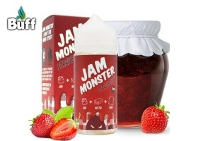 Jam Monster Strawberry (Клон) 100мл