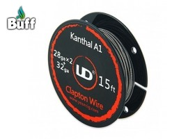 UD Clapton Wire 26AWG + 32AWG (Кантал) 1м