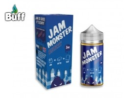 Jam Monster - Blueberry | 100мл