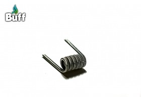 Staggered Fused Clapton 0.40 oHm