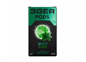 Juul 3 Ger Pods Mint Lime 1 ml.